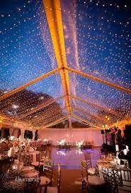 Backyard Wedding Lighting by 40x140 Clear Top At Dusk Bride Pinterest Backyard Weddings