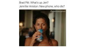 the best jennifer aniston brangelina divorce memes kiss radio