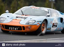 gulf racing ford gt40 continuation gt40p 2140 gulf racing livery knockhill