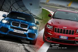 Jeep Grand Cherokee Srt Interior Want This Get This Bmw X5 M Or Jeep Grand Cherokee Srt8 U2022 Gear