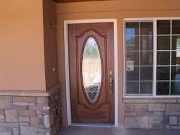Stain For Fiberglass Exterior Doors Staining A Fiberglass Door Paint Talk Professional Painting