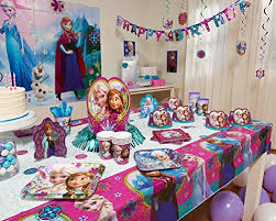 frozen party supplies frozen birthday party banner party supplies toys
