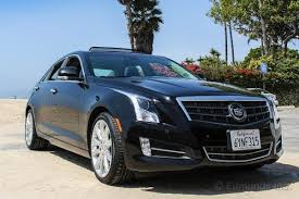 compare cadillac ats and cts from cts to ats 2013 cadillac ats term road test
