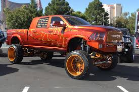 las vegas monster truck show 2015 sema full show mega gallery updated with 100 more photos