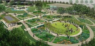 South Texas Botanical Gardens by Dallas Arboretum Adds Edible Garden For Visitors To Taste