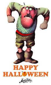 Happy Birthday Halloween by Happy Halloween Pythonland