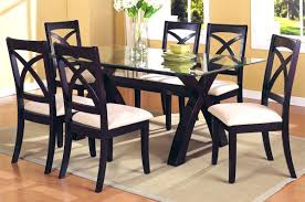 black dining room table set glass black dining table laurenancona me
