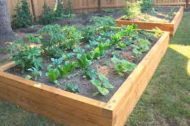 How To Build A Raised Flower Bed How To Build A Raised Bed Garden Ehow