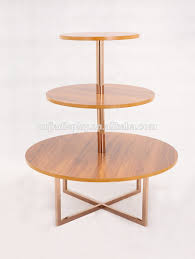 display tables for boutique elegant boutique design tables round table furniture display for