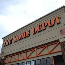 home depot spring black friday store set up signage man u0027s scam turned home depot thefts into gift cards