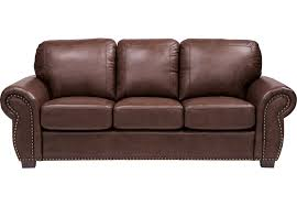 Leather Brown Sofas Balencia Brown Leather Sofa Leather Sofas Brown