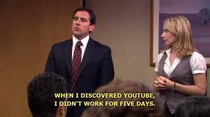 Michael Scott Memes - michael scott on youtube the office know your meme