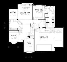 mascord house plan 2269bu the carville