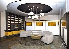 Modern Office Reception Table Design Lynda Com Open Modern Office Reception Area Round Sofa Globe