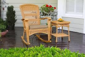 Patio Rocker Chair Portside Plantation Rocking Chair Psr P