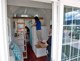 Lumbar 84 by Charleston Gazette Mail Tiny House Tour Shows Value Of Living Small