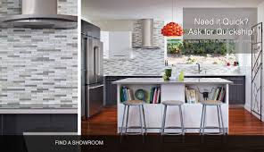 How To Install A Mosaic Tile Backsplash In The Kitchen by Welcome To Oceanside Glasstile
