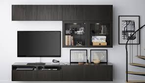 Besta Floating Media Cabinet Bestå Livingroom Storage System U2013 Ikea