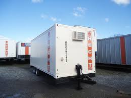 climate controlled self storage trailers storage containers