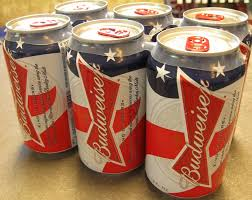 how much is a six pack of bud light stars n stripes cans the irony of it all the soup du jour