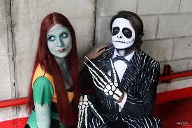 Sally Jack Halloween Costumes Friend U0027s Sally Cosplay Jack Skellington