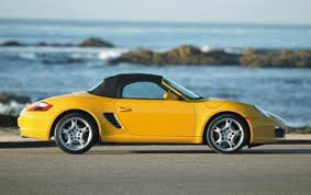 yellow porsche boxster 2006 porsche boxster information and photos zombiedrive