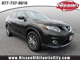 certified pre owned 2015 nissan rogue sl sport utility in egg