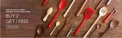 cookware cutlery dinnerware bakeware sur la table