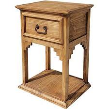 Rustic Pine Nightstand This Very Affordable Rustic Nightstand Is Hand Made Of Solid Pine
