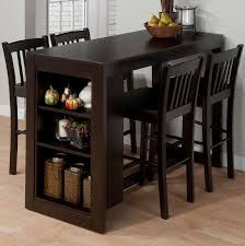 mission style table ls pub tables with storage foter in table designs 13 sooprosports com