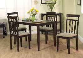 august grove vivien 5 piece dining set u0026 reviews wayfair
