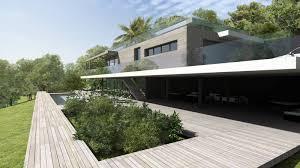 villa d architecte contemporaine villa contemporaine s à ramatuelle dans le var architecte a2 sb