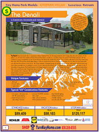 denali modular home tiny utopian villas plan price park model idolza