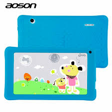 cheap wholesale best gifts for child 7 inch tablet pc aoson