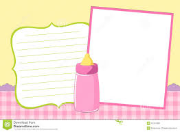 Photo Albums For Babies Template For Baby U0027s Photo Album Royalty Free Stock Images Image