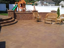 Paver Patio Nj by Brick Paver Patio Services Forked River Ruggiero Landscaping