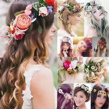 flower hair band flower hair band ebay