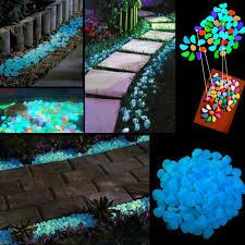 glow stones glowstones for your garden walkway trending daily deals