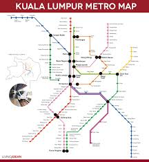 Bangkok Subway Map by Asean Metro What Was The 1st Rapid Transit Electric Rail Line In