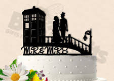doctor who cake topper doctor who tardis cake topper ebay