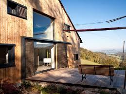 architektur ferienhaus exklusives architekten alm ferienhaus in wiennähe mit