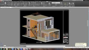 autocad 2015 modelling model house at the villas in dasmari c3 a3