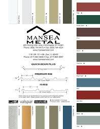 premium rib metal roofing products mansea metal roofing siding