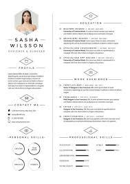 340 Best Design Cv And Resume Images On Pinterest Cv Design by Costume Designer Cover Letter