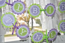 lavender baby shower decorations purple and green baby shower decorations