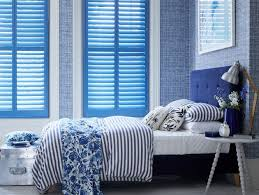 Blue And White Bedrooms Bedroom Good Homes Magazine