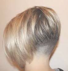 cheap back of short bob haircut find back of short bob 25 ideas of bob haircuts shaved in back