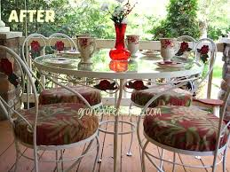 vintage table and chairs vintage wrought iron table and chairs redo grandparentsplus com