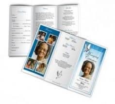 how to make funeral programs make your own funeral programs a funeral program is a loving