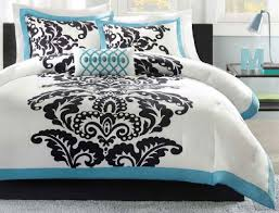 Blue And White Comforters Black White And Blue Bedding Sets U2013 Sweetest Slumber